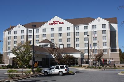 Genial Hilton Garden Inn In Greenville, S.C.